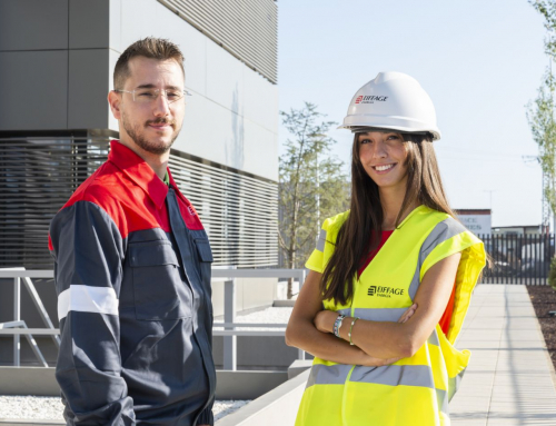Eiffage Energía updates its Health and Safety Policy