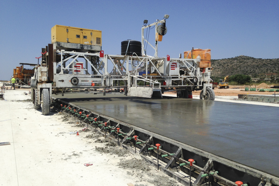 Eiffage Infraestructuras will build and operate a bulk terminal at the Port of Alicante