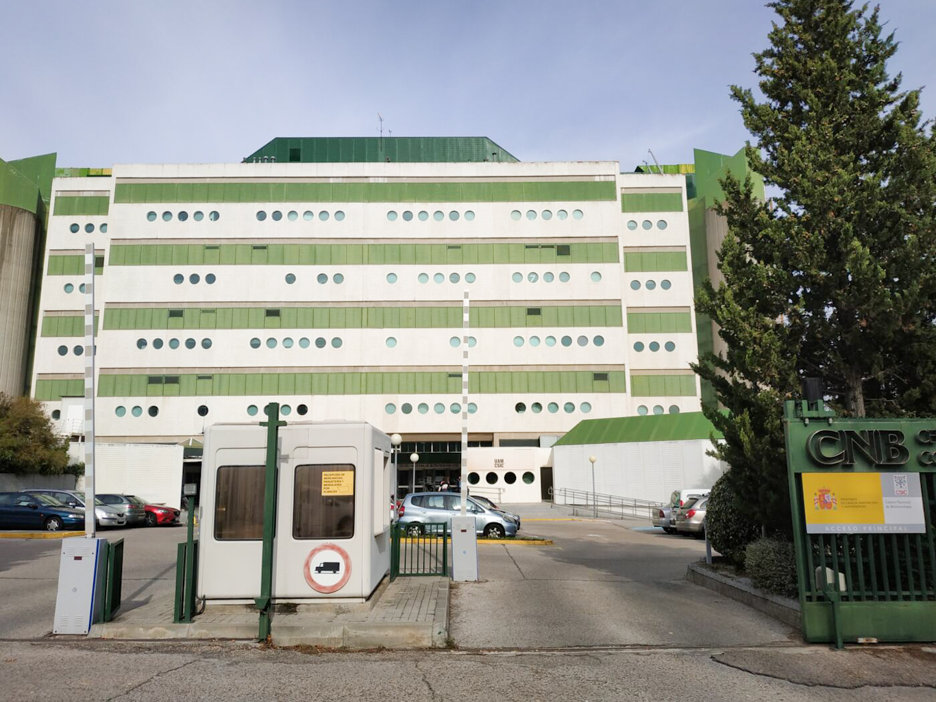 The CSIC awards Eiffage Energía the energy improvement of the National Centre for Biotechnology